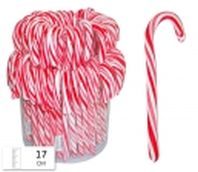 Candy Canes Red-White 28 gr.